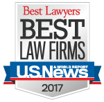 Best Law Firms US News 2017